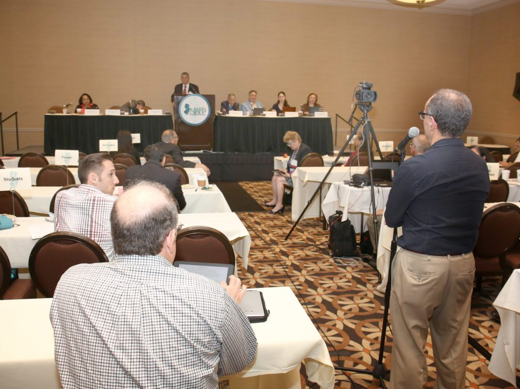 ATLANTIC_CITY_NJ_JUNE_09: The 2016 NJAFP Scientific Assembly House of Delegates Conference  at the Atlantic City Convention Center Sheraton in Atlantic City, NJ on Friday June 10, 2016 Photo: Tom Briglia/PhotoGraphics.
