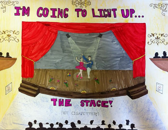 First Place - 2014 Emila Wheatley Franklin Elementary School